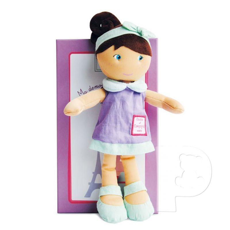 Plyšová bábika Alice v krabičke - Dou Dou (28 cm)