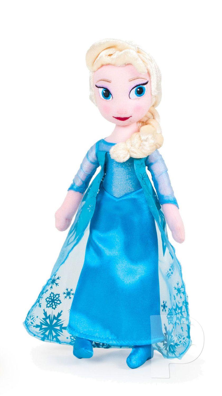 Plyšová bábika Elsa - Frozen (40 cm)