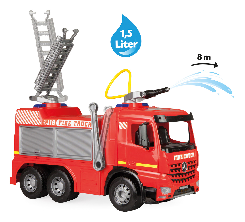 Auto Mercedes hasič