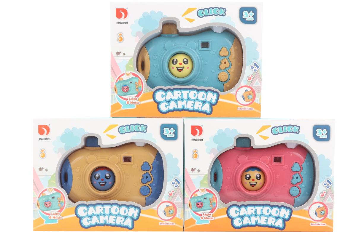 Fotoaparát na batérie