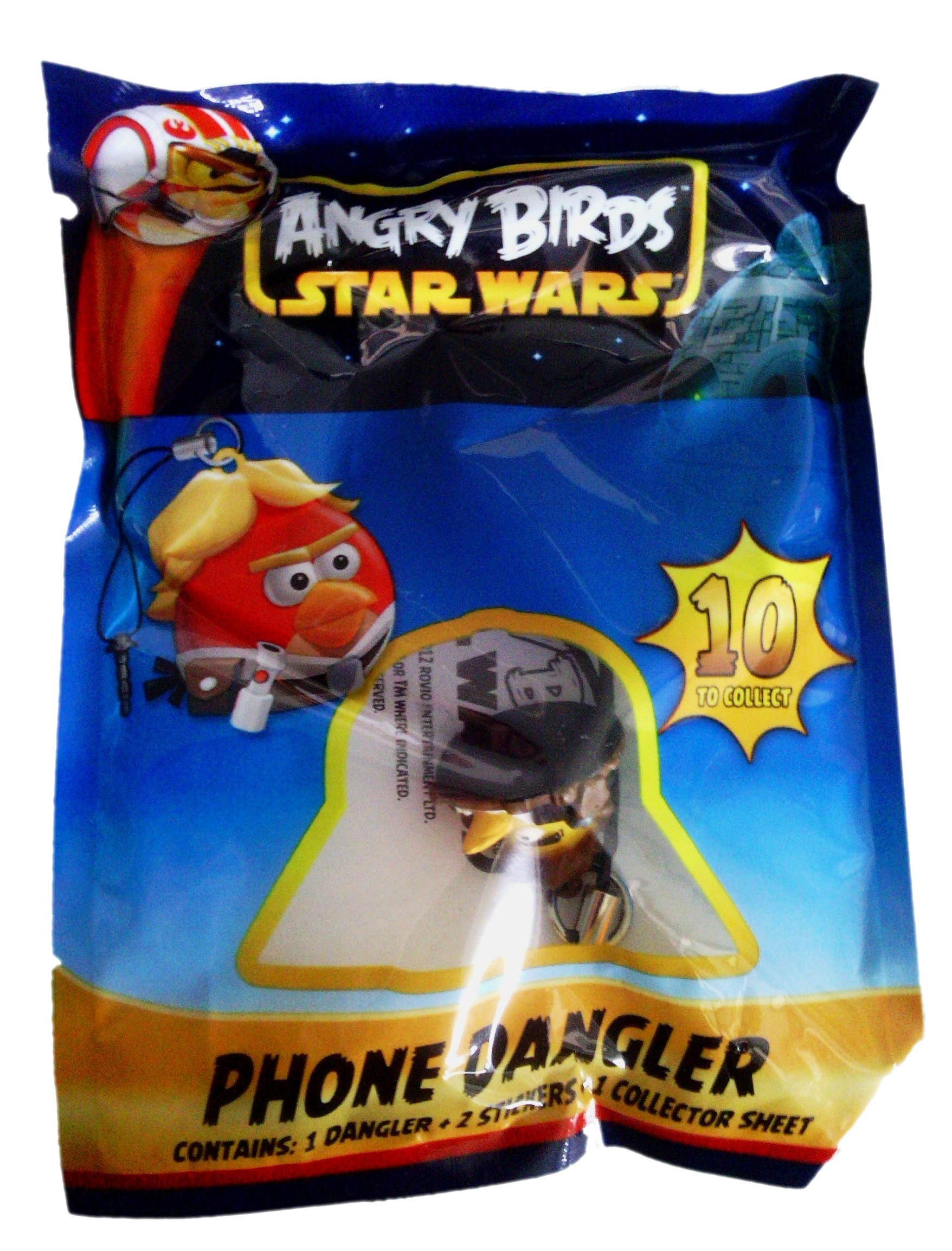 Angry Birds - Star Wars Dangler