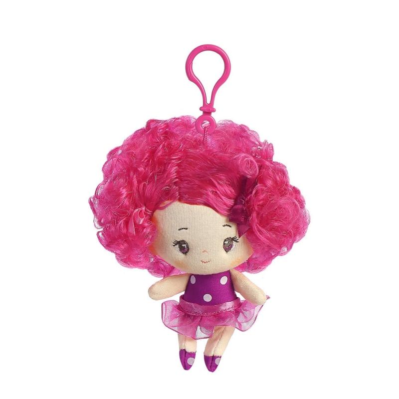 Bábika Sophia - prívesok - Cutie Curls (10 cm)