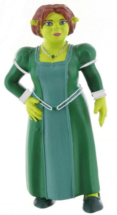 Figúrka - Fiona - Shrek (7,5 cm)