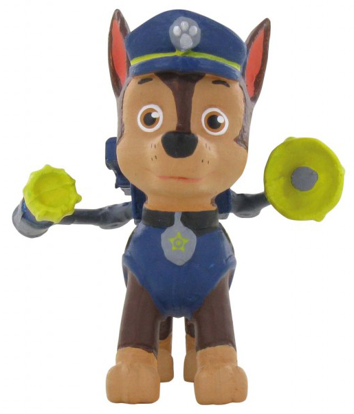 Figurka pejsek Chase - Paw Patrol (5 cm)