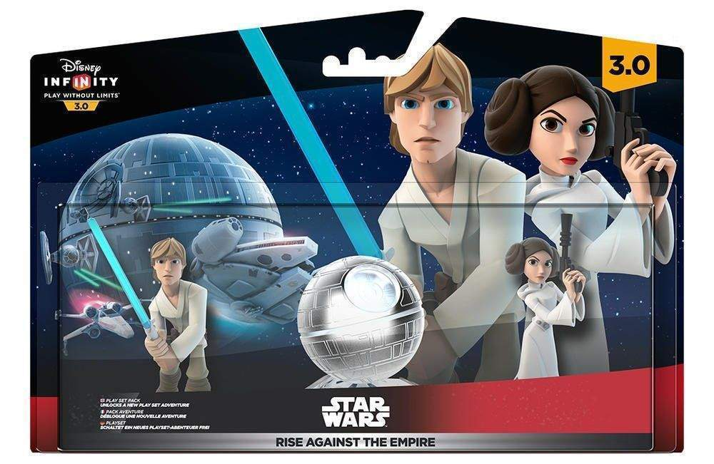 Figúrka set Rise Against the Empire - Star Wars (10 cm)