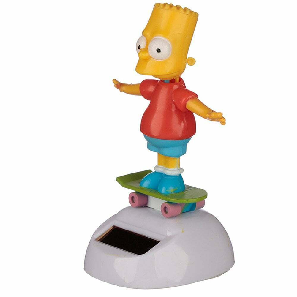 Figurka solárna - Bart Simpson - 13 cm