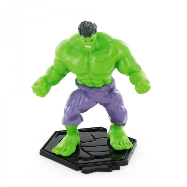 Figúrka v balíčku Avengers - Hulk - 8 cm