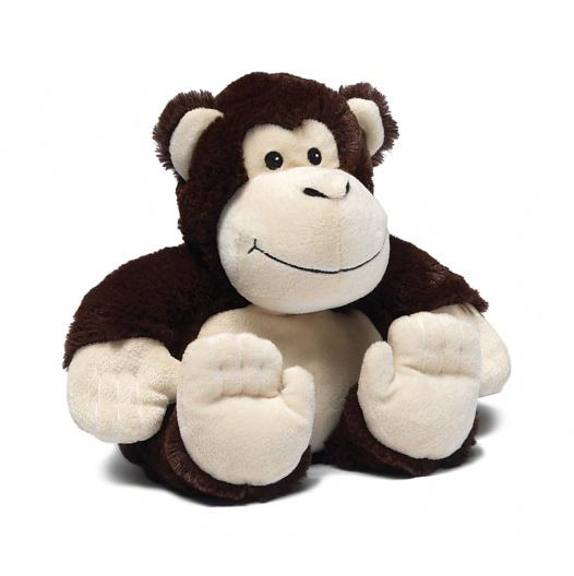 Hrejivá plyšová opica (25 cm)