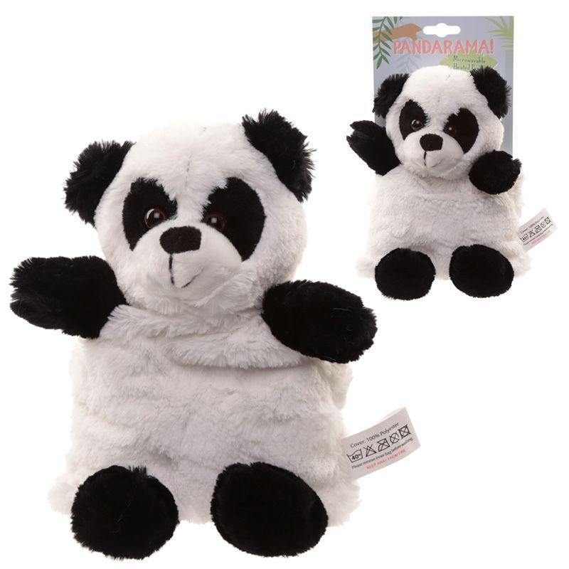 Hřejivá plyšová panda - Snuggables (30 cm)