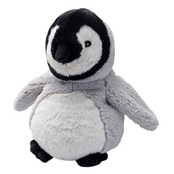 Hrejivý plyšový tučniak šedý (25 cm)