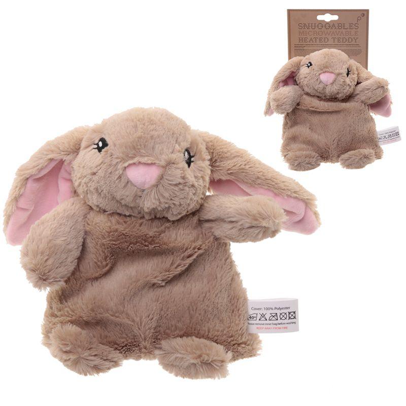 Hrejivý plyšový zajačik - Snuggables (24 cm)