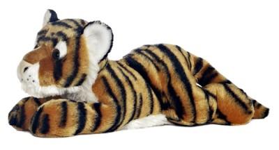 Plyšový tiger bengálsky - Flopsie (30,5 cm)