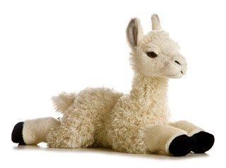 Plyšová lama - Flopsie (30,5 cm)