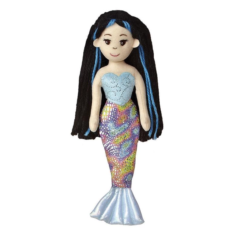 Mořská panna Aqua - Sea Sparkles (26 cm)