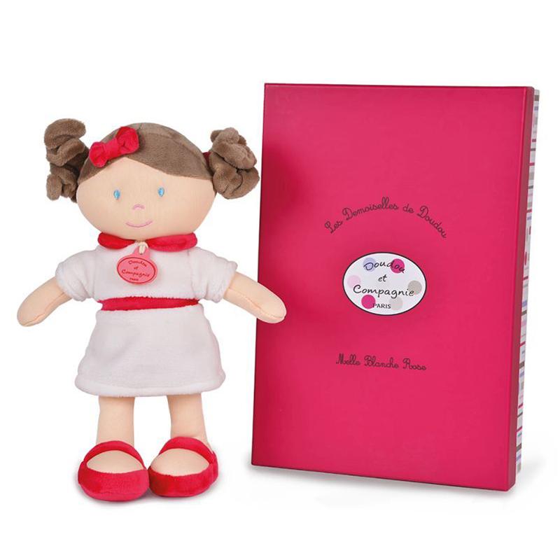 Plyšová bábika Blanche Rose v škatuľke - Dou Dou (30 cm)