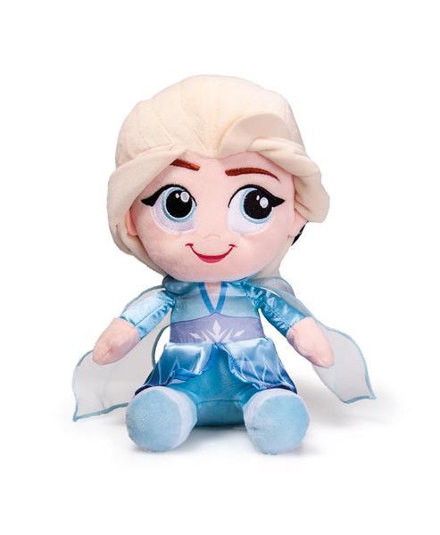 Plyšová panenka Elsa - Frozen 20 cm