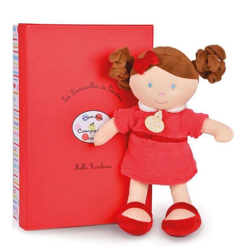 Plyšová panenka Framboise v krabičce - Dou Dou (30 cm)
