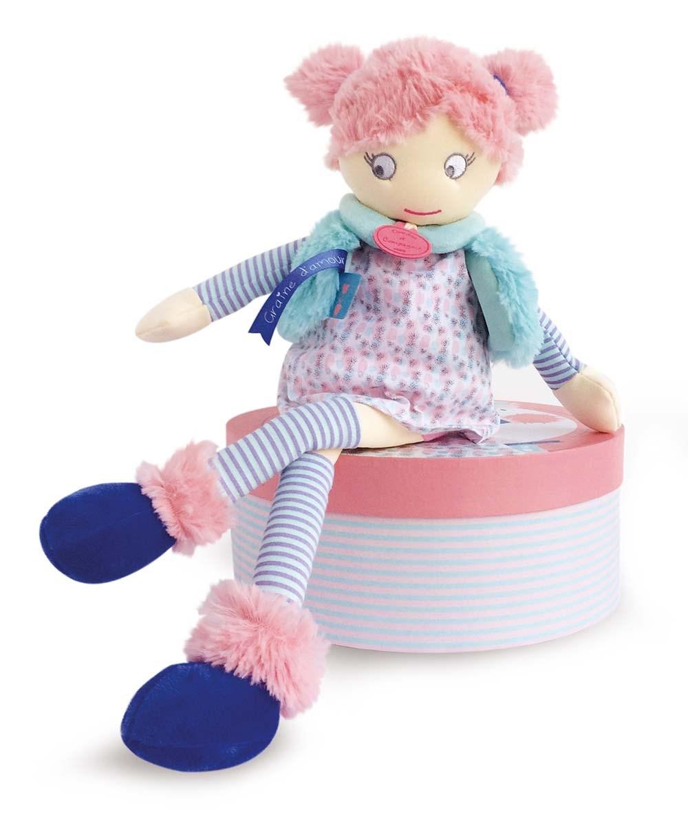 Plyšová bábika Louison - Dou Dou (40 cm)