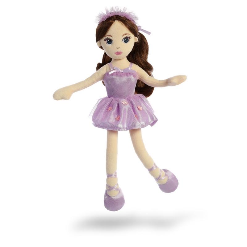 Plyšová balerina Lilac - Blossoms Ballet (46 cm)
