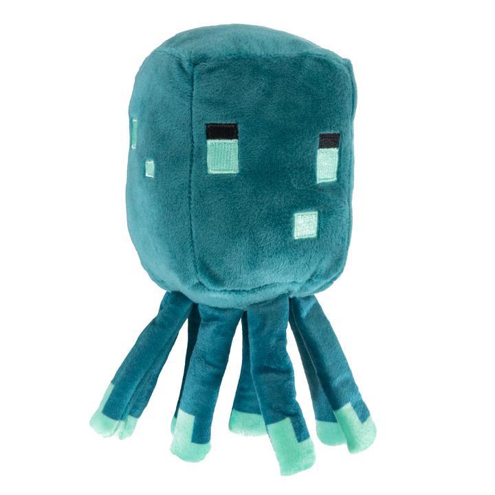 Plyšová Chobotnica - Minecraft - 22 cm