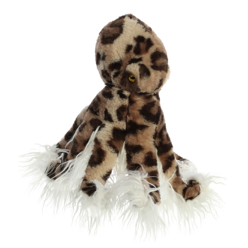 Plyšová chobotnice Olympus - Luxe Boutique (40,5 cm)