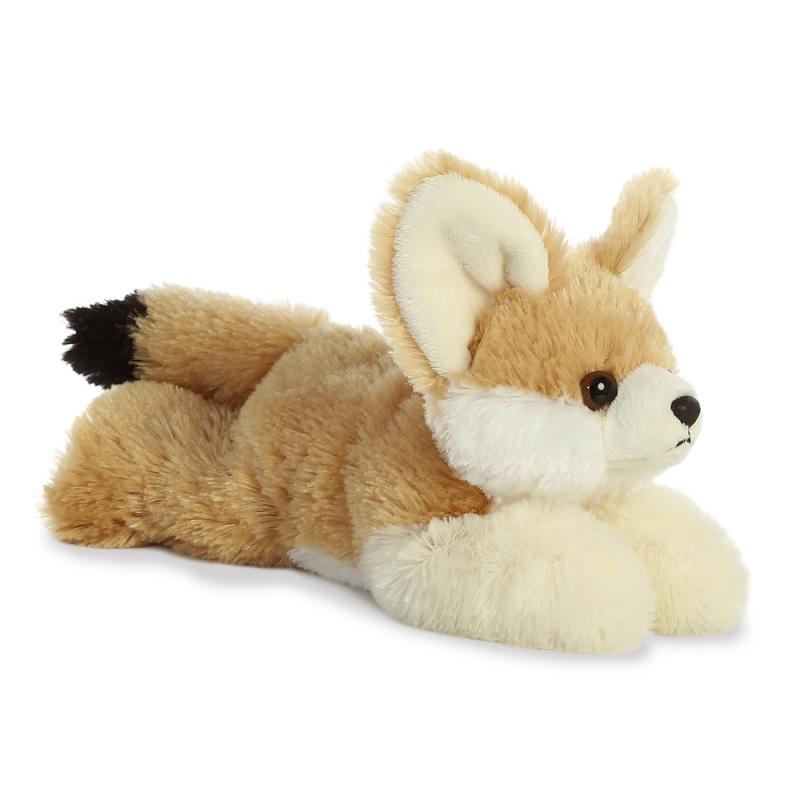 Plyšová fenek liška - Flopsies Mini (20,5 cm)