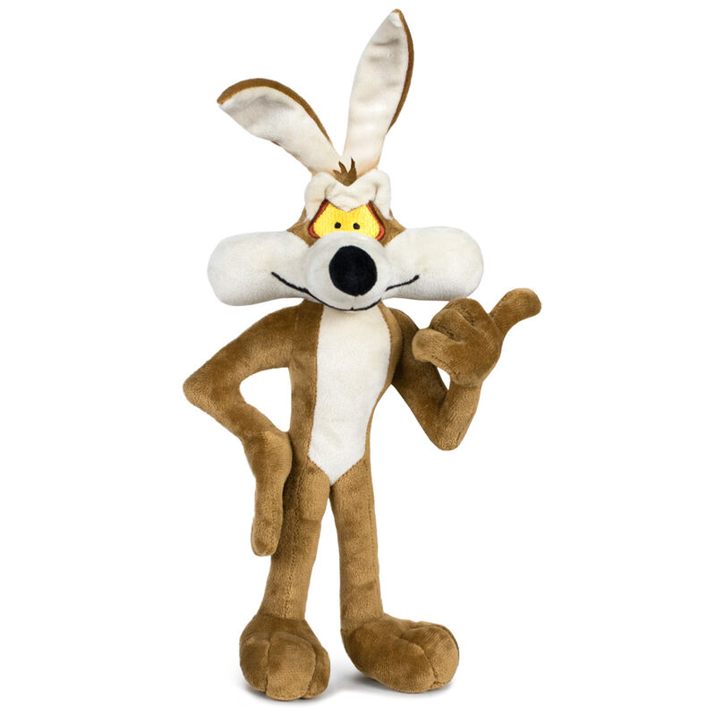 Plyšová hračka kojot Willy - Looney Tunes - 32 cm