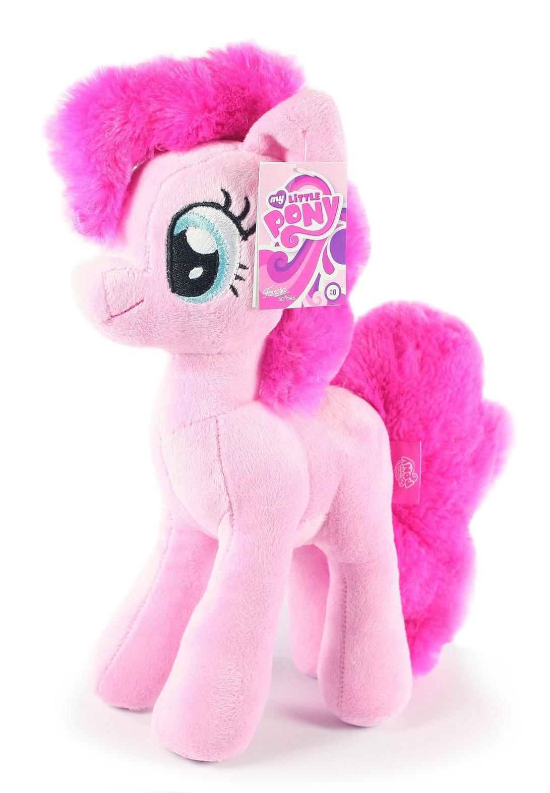 Plyšová hračka My Little Pony Pinkie Pie (27 cm)