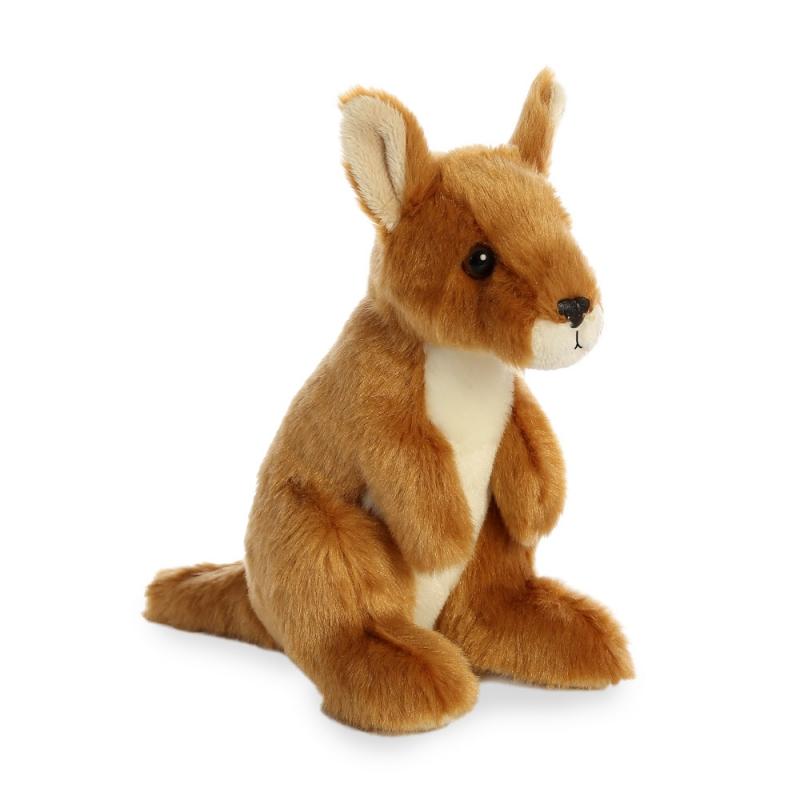 Plyšová kengura - Flopsies Mini (20,5 cm)