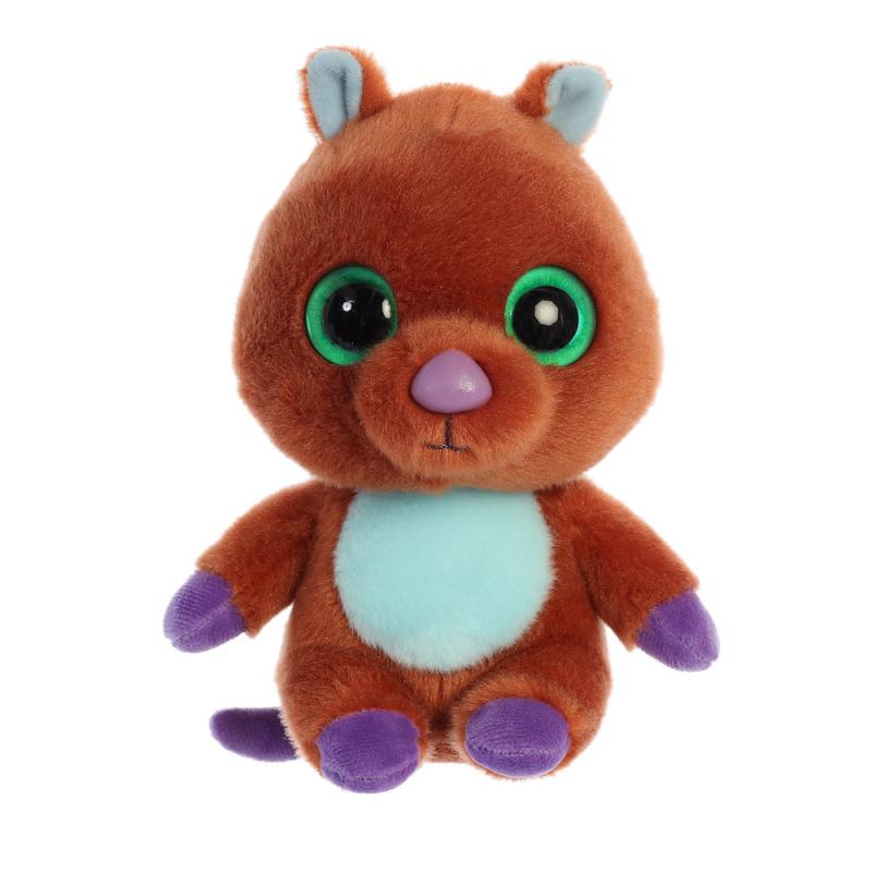 Plyšová kengura William Quokka Baby - YooHoo - 20  cm