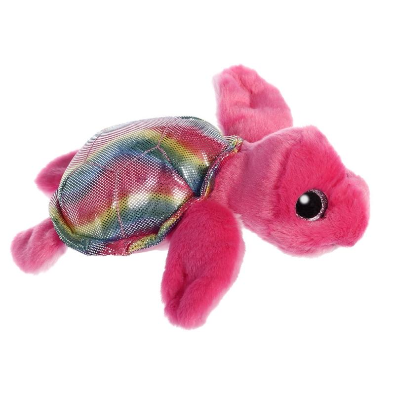 Plyšová želva Oceana - Sparkle Tales (18 cm)