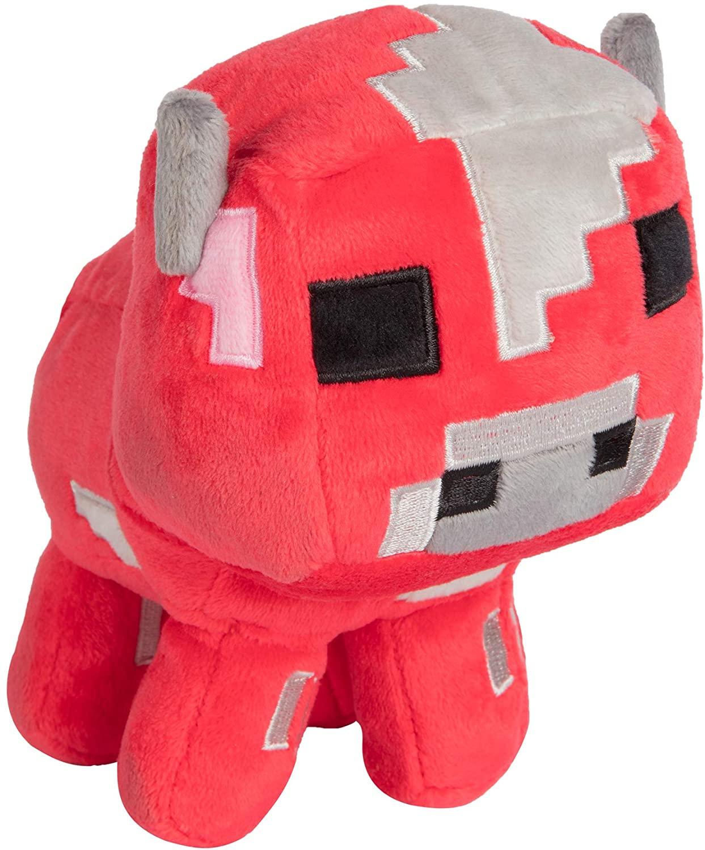 Plyšová krava - Minecraft - 18 cm