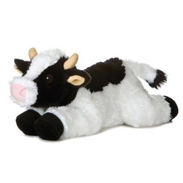 Plyšová kravička - Flopsies (30,5 cm)