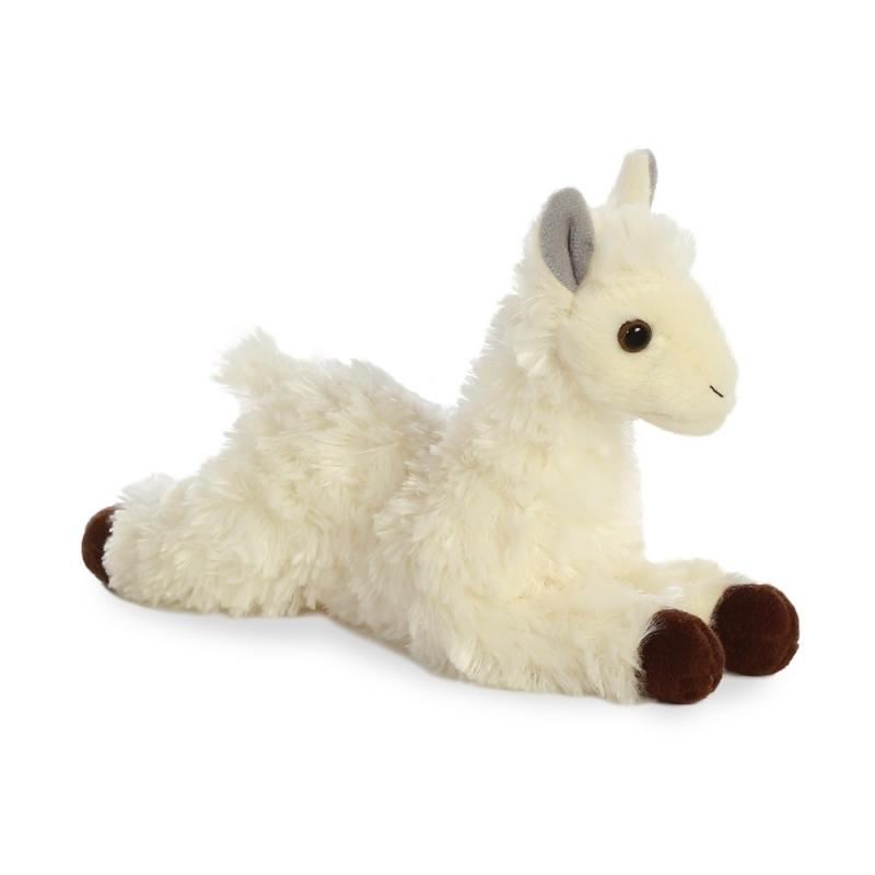 Plyšová lama - Flopsies Mini (20,5 cm)