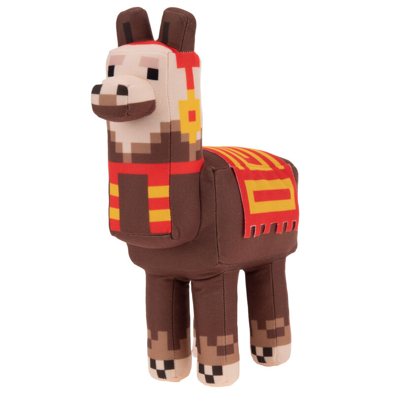 Plyšová lama - Minecraft - 20 cm