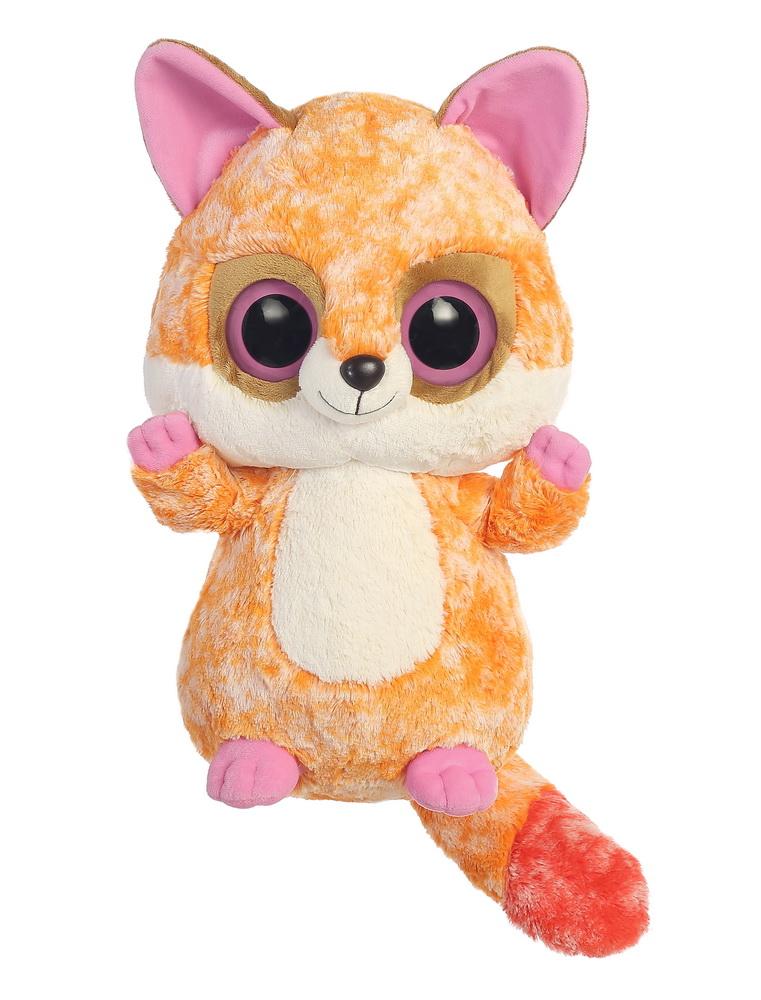 Plyšová liška Ruby - YooHoo (27,5 cm)