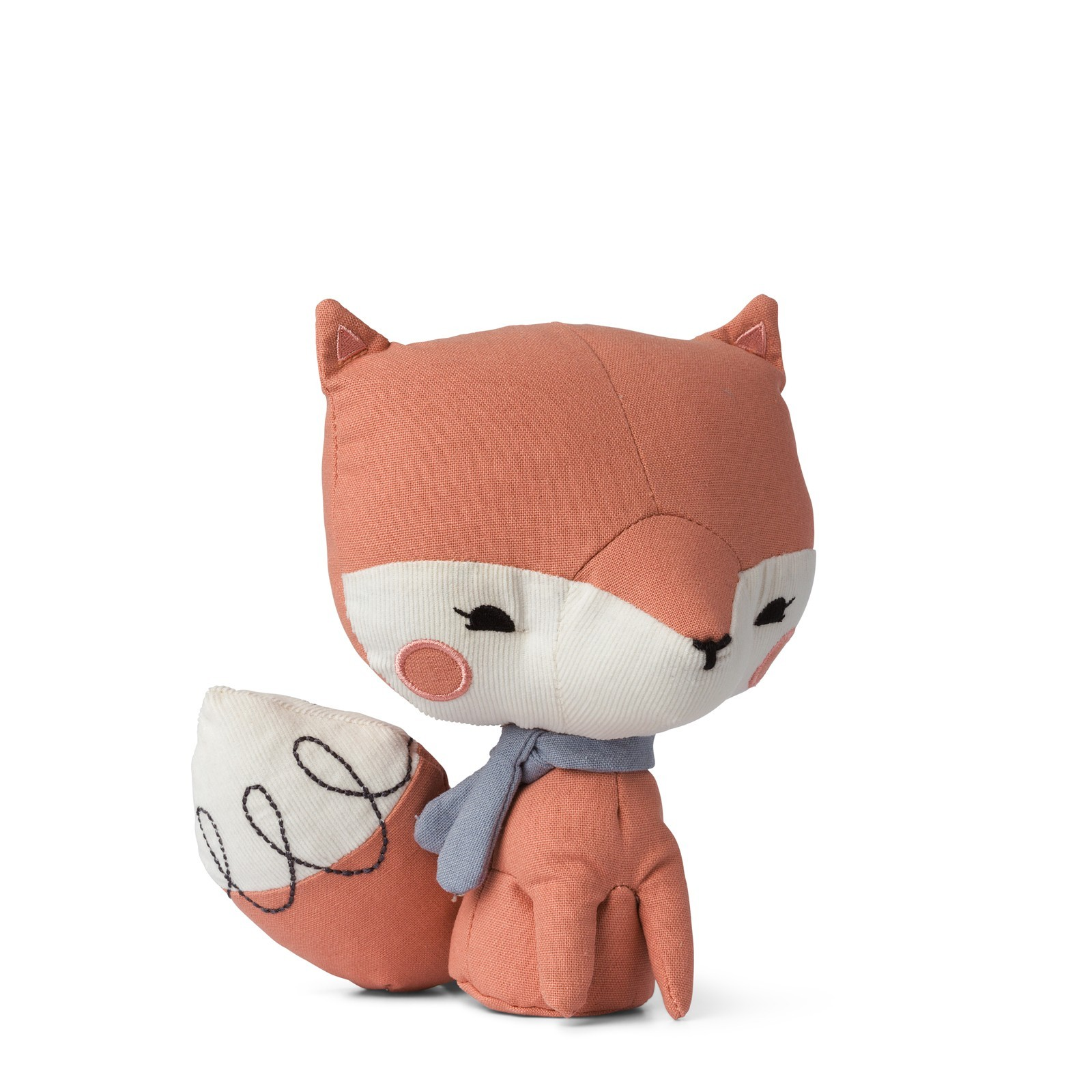 Plyšová líška staroružová v škatuľke- Picca Loulou (18 cm)