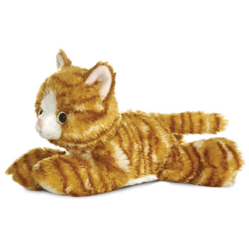 Plyšová mačička Molly - Flopsie (20,5 cm)