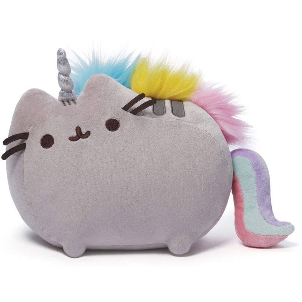 Plyšová mačička Pusheen jednorožec (22 cm)