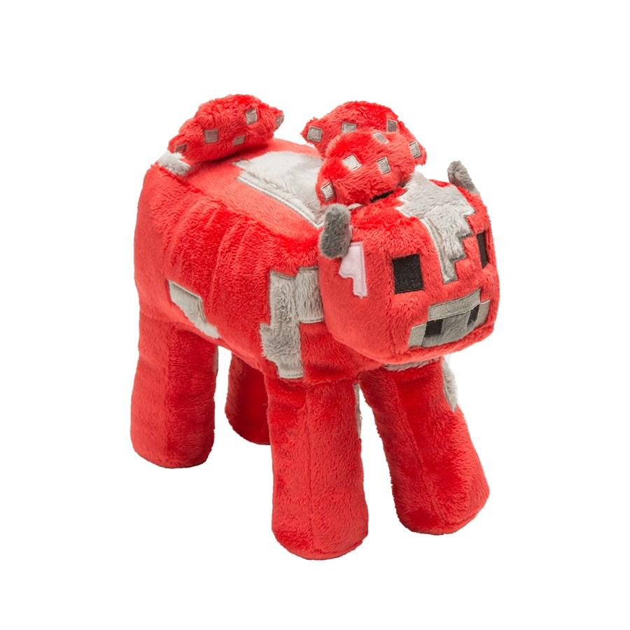 Plyšová Mooshroom - Minecraft (23 cm)