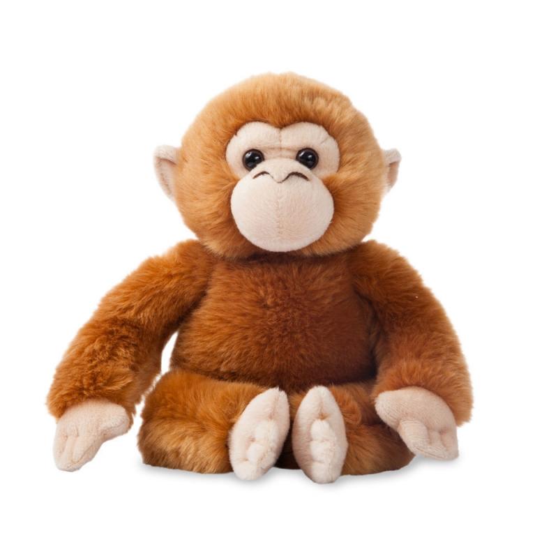 Plyšová opica - Luv to Cuddle (23 cm)
