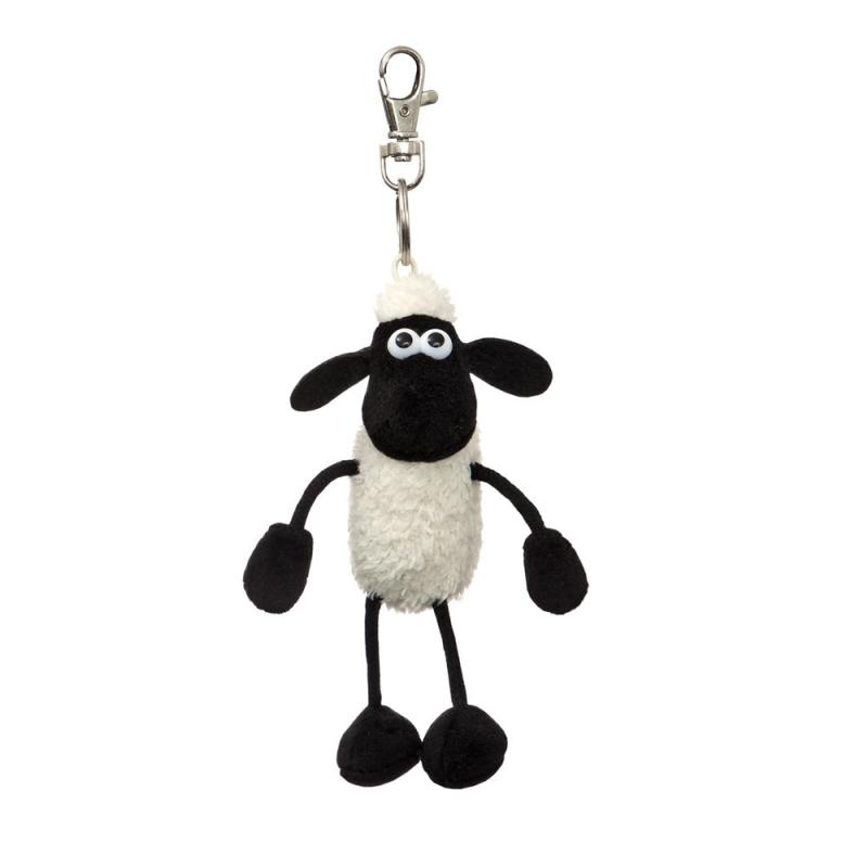 Plyšová ovečka - Ovečka Shaun prívesok (14 cm)