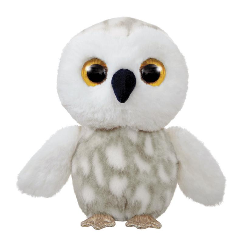 Plyšová snežná sova Snowee - YooHoo - 15 cm
