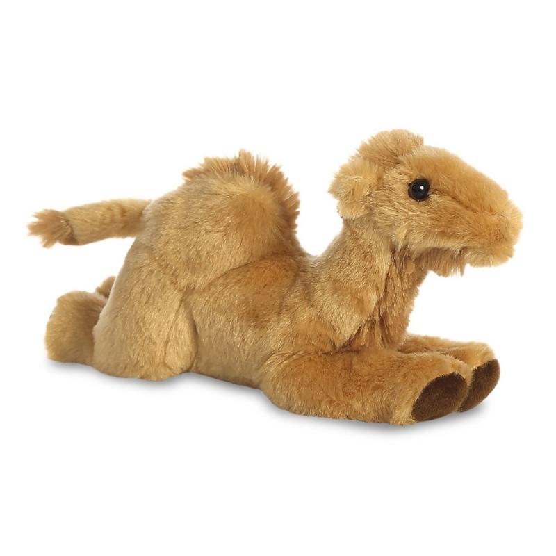 Plyšová ťava - Flopsie (20,5 cm)