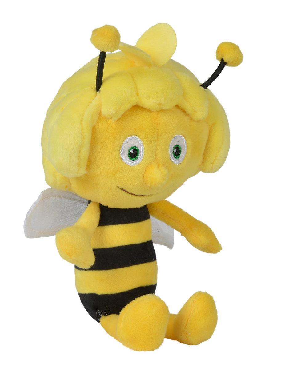 Plyšová včelka Mája - 24 cm