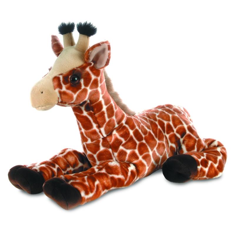Plyšová žirafa - Flopsies Super (63,5 cm)