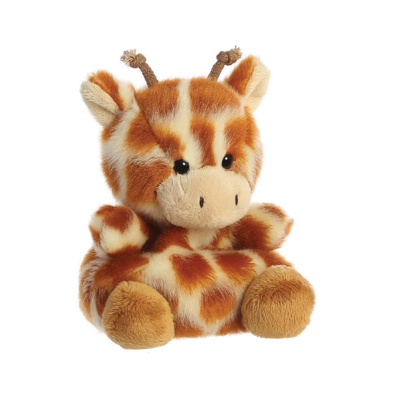 Plyšová žirafa Safara - Palm Palms - 12 cm