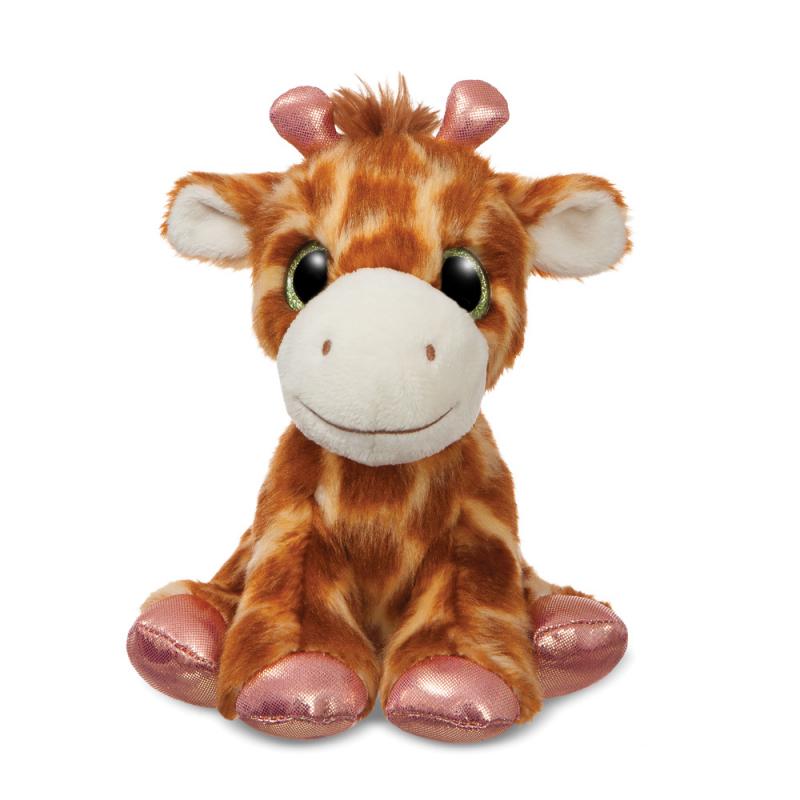 Plyšová žirafa Zuri - Sparkle tales - 18 cm