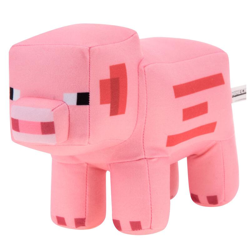Plyšové prese - Minecraft - 18 cm