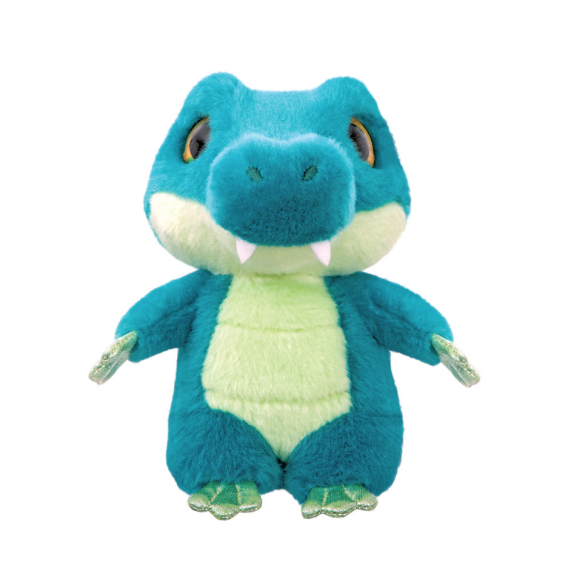 Plyšový aligátor Alice - YooHoo - 15 cm